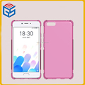 Mobile Phones Dubai Transparent TPU Cover Case For Meizu E2 MX3 M E2 Meilan E2