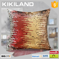 Glitter decorative pillow case for sofa article