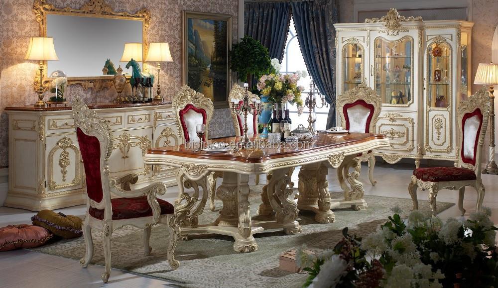 Bisini Luxury Italian Style Dining TableFrench Royal  : Bisini Luxury Italian Style Dining Table French from www.alibaba.com size 1000 x 579 jpeg 224kB