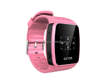 IP 67 Smart Phone SOS Emergency GPS Tracking Watch for sole agent children smart watch gps with water proof