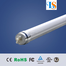 2016 half AL+ Half PC excellent heat dissipation tube from Shenzhen manufacturer/ 3 years warranty led t8 tube with ROHS CE mark