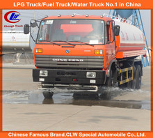 China truck 20000 Liter Water tank Truck 6*4 , Dongfeng brand