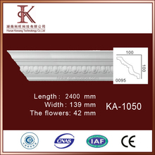 High quality exterior pu cornice and coving