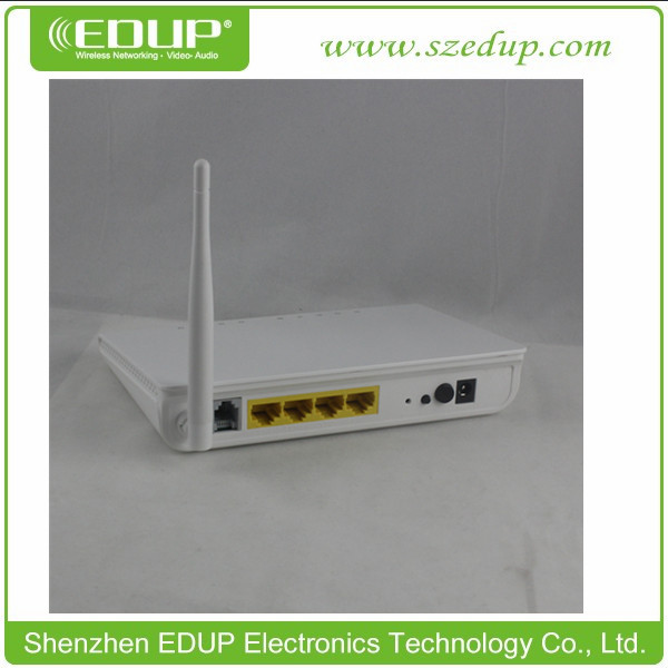 RTL8676 150Mbps Wireless ADSL2 Modem Router with 4 LAN + 1WAN