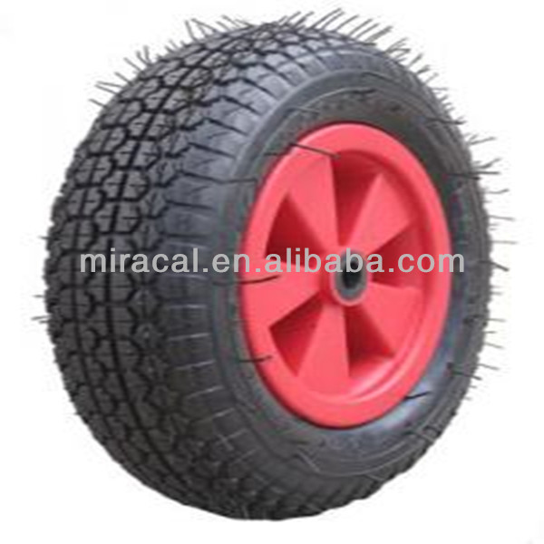 hand cart wheel tyre 3.50-8 beach