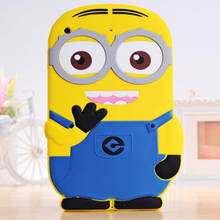 kids animal shape unbreakable protective case for ipad mini 2 3