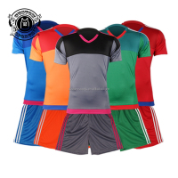 European cheap blank youth football jerseys wholesale