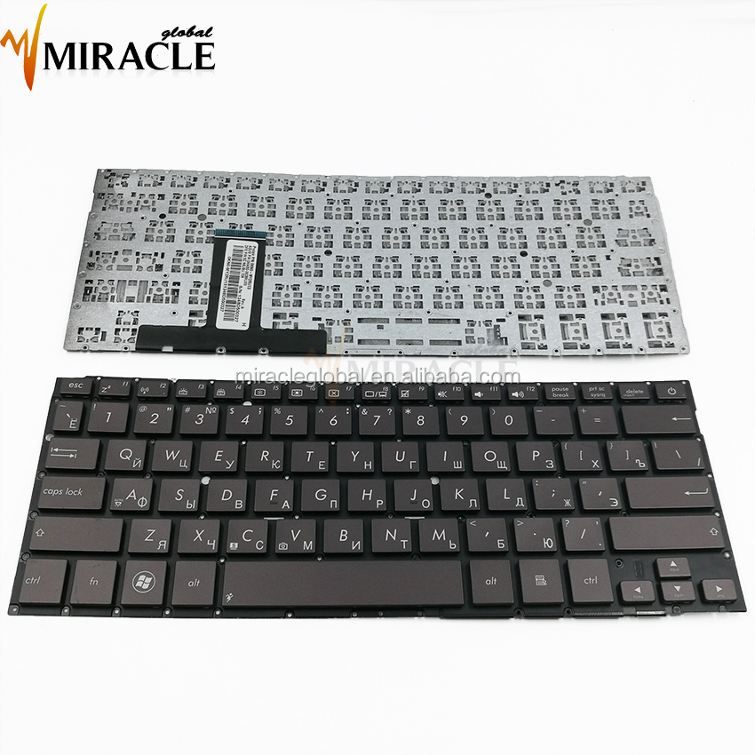 Russian laptop keyboard for ASUS UX32A UX32E UX32V BX32 UX32VD UX32 UX31 RU layout black