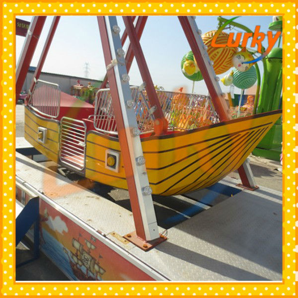 Great fun!Amusement park equipment pirate ship rides/big and interesting adults video games machine for sale