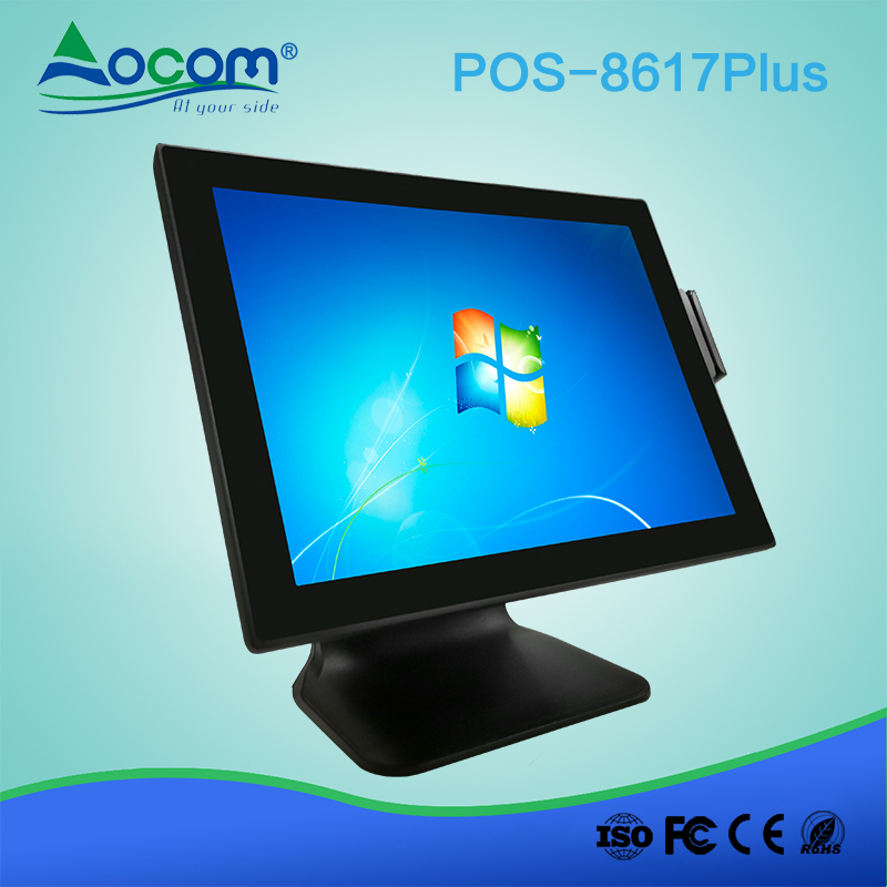 15 inch all in one touch screen desktop pos PC/ system