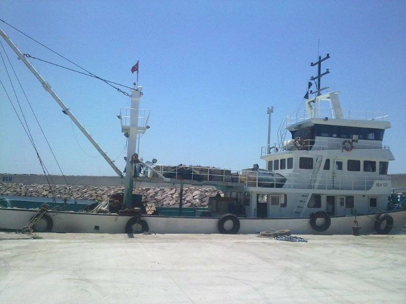 28.5 METERS FISHING TRAWLER- 2004 BUILT
