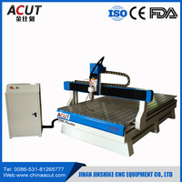 Dust Collector and Oilling System CNC Router for Woodworking