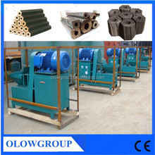 China made automatic complete how do they make charcoal briquette shaping machine for sale