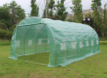 6 x 3 x 2M Polytunnel Garden Greenhouse Pollytunnel Poly Tunnel