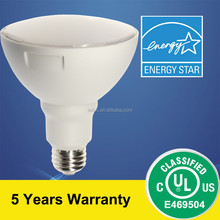 UL&Energy Star Listed BR30 Led Lamp/Bulb 9W 700lm 5000K CRI>80