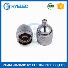 L27 female to N male radio and television engineering necessary RF adapter connector