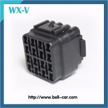 High Quality 16 hole Equivalent Automotive Housing Connectors For Cable Assembly & Wire Harness 6181-6459