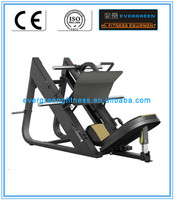 hot sales high quality weight stack plates / machine for gym / Leg Press machine