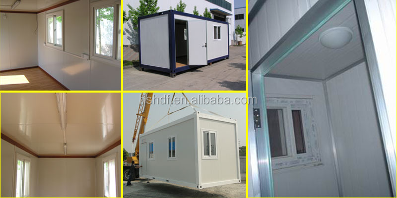 Best price comfortable prefab transportable modern home