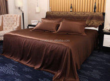 100% handmade short mulberry silk bed linen with cheap price