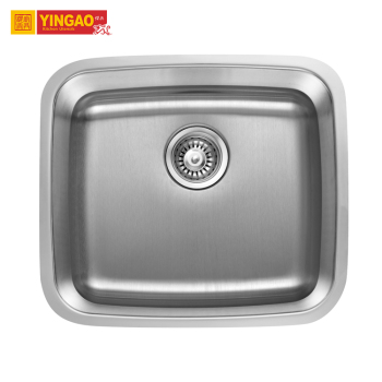 Latest Modern Small 304 Stainless Steel Composite Bathroom Sink
