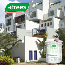 3TREES Hot Selling Easy Application Exterior Wall Sealer paint