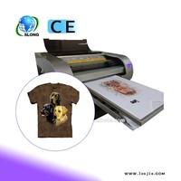 tee shirt printing equipment.golf ball tee printer