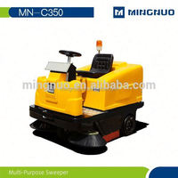 Automatic Road sweeper/cleaning sweeper/sanitation vehicle