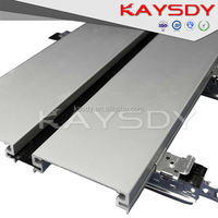 hot sale c shaped ceiling/ aluminum ceiling tile for China