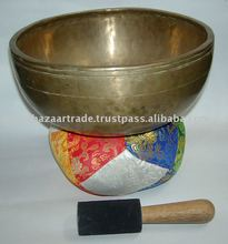 Tibetan Antique Singing Bowl