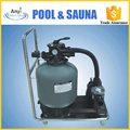 good quality intergrative filter system equipment for swimming pool cleaner