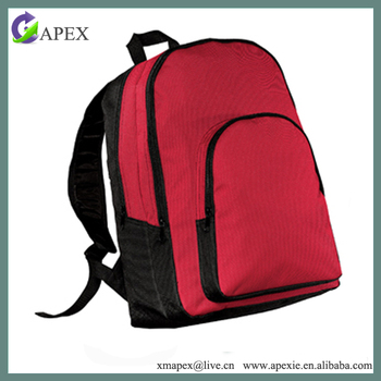 fashion promotion rucksacks for teen