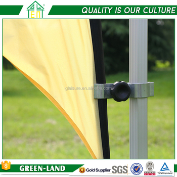 Good Factory manufactures display beach banner flag