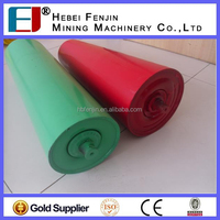industry directly supply belt conveyor electric roller steel idler rollers