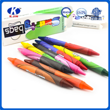 colorful and competitive price double side/double ended jumbo crayons
