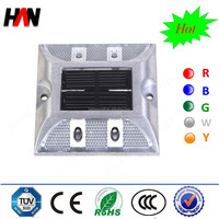 Hot sell Waterproof Solar High Flashing Cast Reflective Solar Road Stud