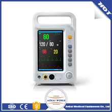 China Manufacturer Multi-Parameter Patient Monitor