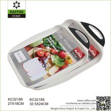 High Quality Kitchen Using Plastic Mincing Board