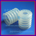 Transparent silicone suction nozzle