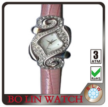 designed taste pink women watches top brand 2013 just for you