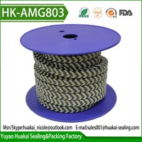 Online Factory Hot Sale Product For Steam Pump Aramid With Ptfe Graphite Packing