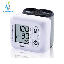 Digital wrist blood pressure machine