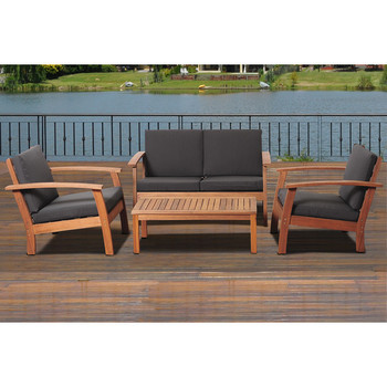 Arabic teak wood an living room furniture wooden sofa set designs