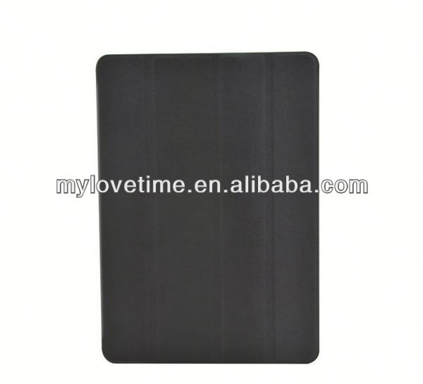 luxury smart cover leather case for ipad air