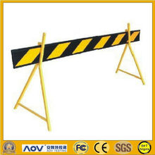 Plastic Barrier Board 2500*190*25mm With Engineering Grade Reflective Barrier Board