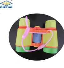 Chinese Hot Sell Promotion Toy Binocular & Telescope Plastic Binoculars for kids & children
