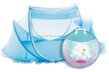 Porable Baby Tent Playpen safe mosquito canopy with mattress pad ,