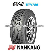 Nankang Taiwan all season snow stud tyre 4X4 SUV MT PCR Winter car tires