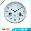 hot sale simple fashion wall clock with low price , wall clock picture