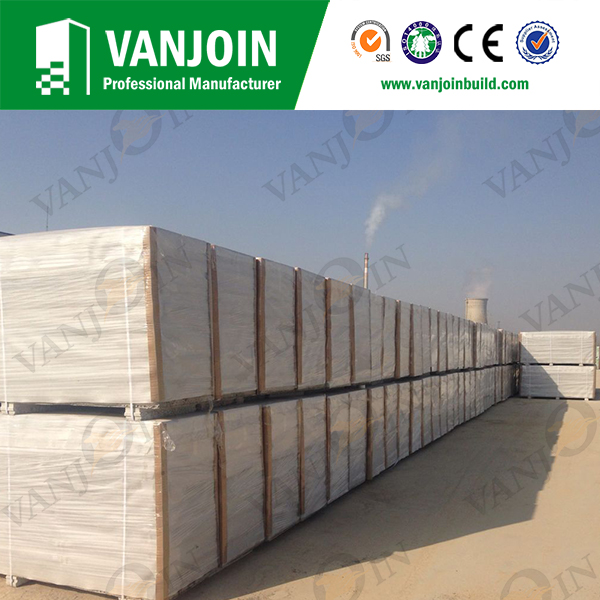 Fireproof heat proof styrofoam concrete insulation board